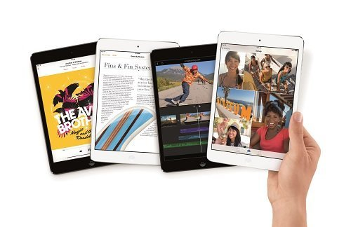 I nuovi iPad mini con display Retina