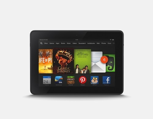 Kindle Fire in offerta a 99 euro su Amazon