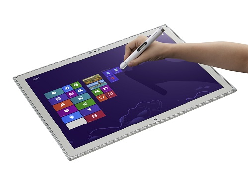 Il tablet Toughpad 4K di Panasonic