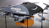 Amazon Prime Air testato per la prima volta in Inghilterra