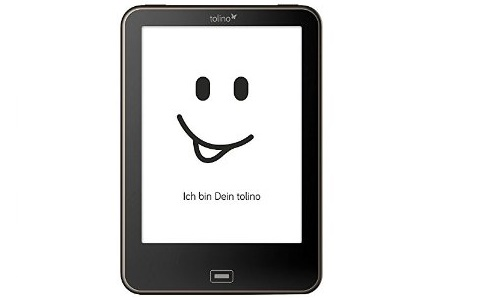 Tolino Vision 2 è un nuovo ebook reader: disponibile a 159 euro