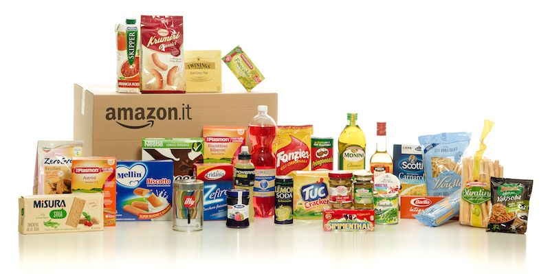 supermercato Amazon
